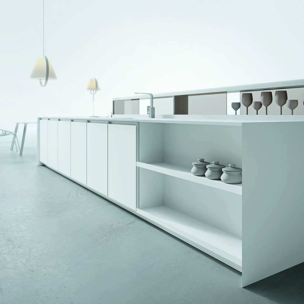 Corian Benchtop Endless Styles: Design At First Sight